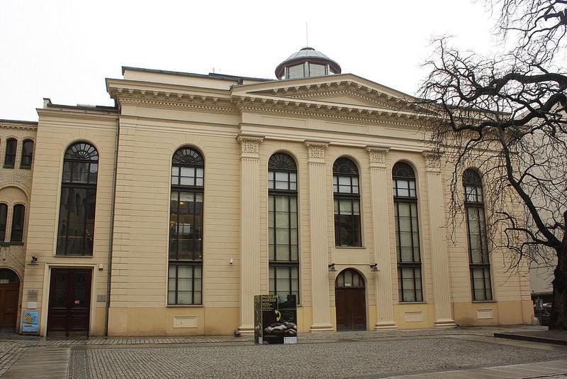 Atrakcje we Wrocławiu - synagoga