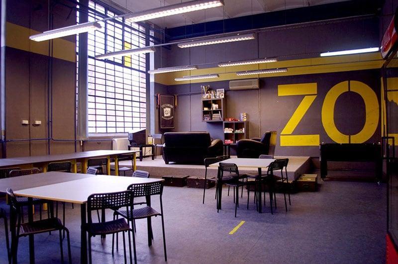 Laser Tag Wrocław - Zona 71