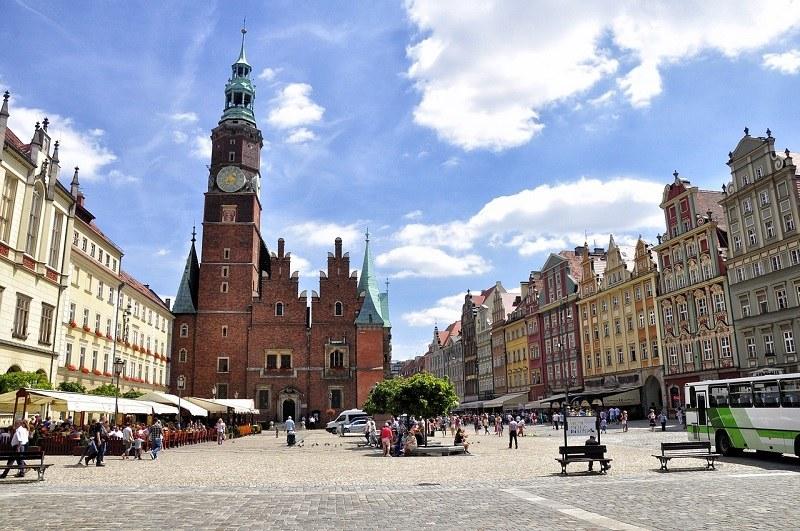 Rynek we Wrocławiu to miejsce, które naprawdę warto zwiedzić!