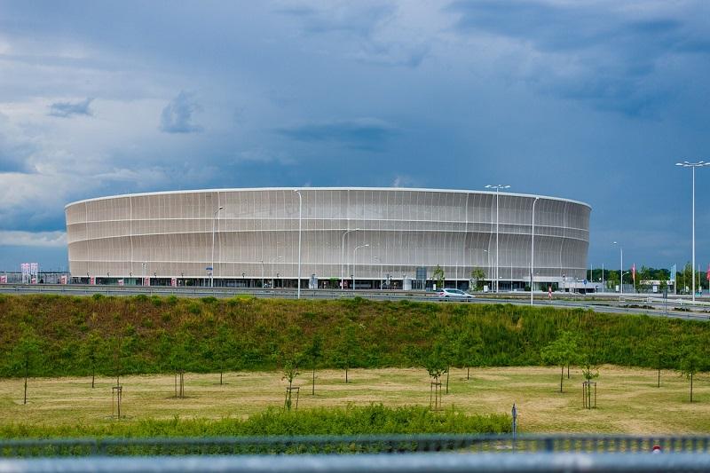 Stadion narodowy we Wrocławiu