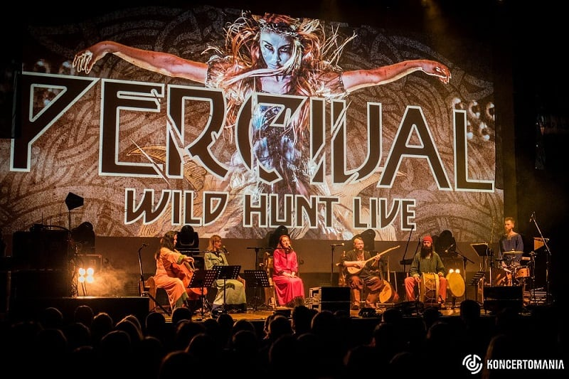 Koncert Percival Wild Hunt LIVE