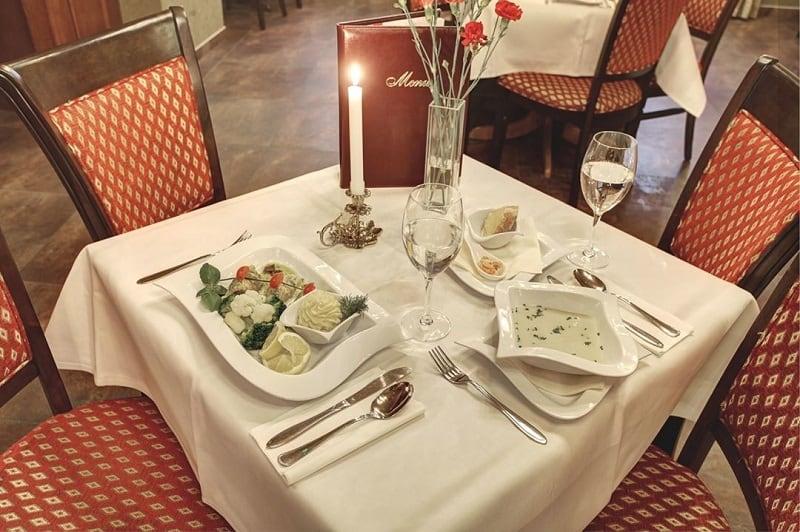 Restauracja Europejska we Wrocławiu to idealne miejsce na wartościowy posiłek