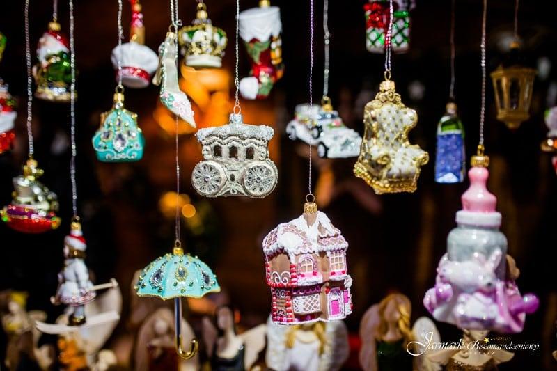 Świąteczne ozdoby w kramiku
