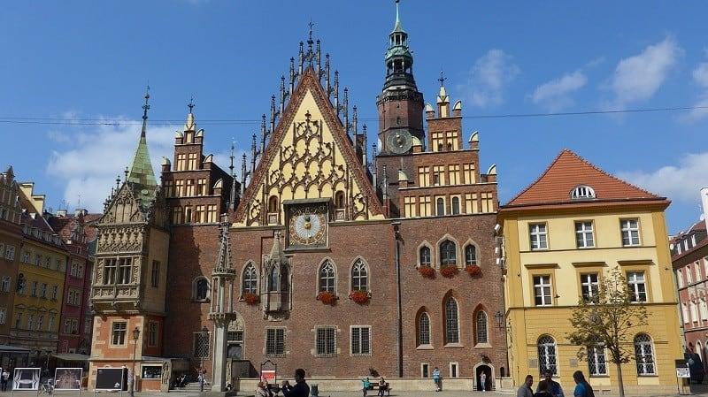 Rynek we Wrocławiu - to tutaj odbędzie się bicie Gitarowego Rekordu Guinnessa