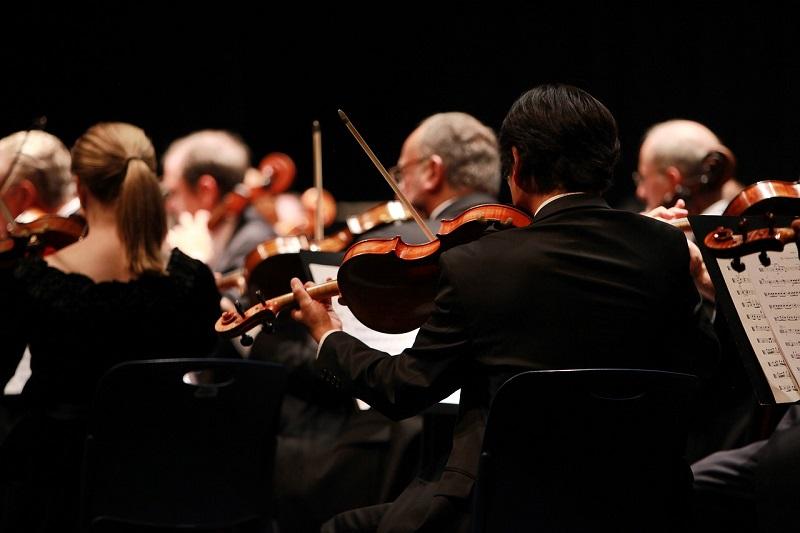 Orkiestra w Narodowym Forum Muzyki