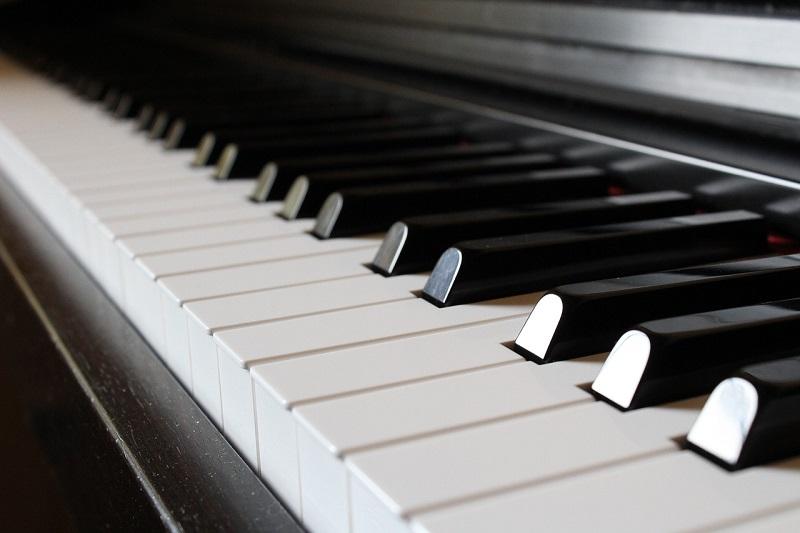 Pianino w Narodowym Forum Muzyki