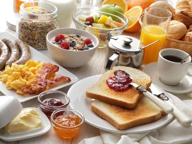 Śniadanie w apartamencie we Wrocławiu