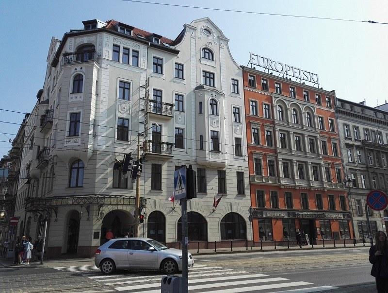 Hotel Europejski to świetny pomysł na nocleg w samym centrum Wrocławia
